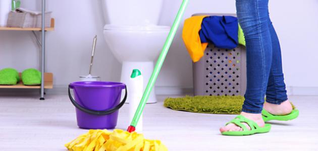 شركة المجتهد لخدمات تنظيف المنازل بمكة