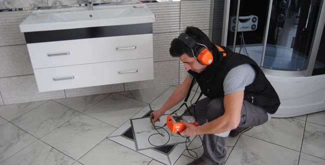 أفضل طريقة لكشف تسريبات المياة بمنزلك