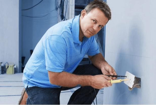 كشف اعطال كهرباء المنازل