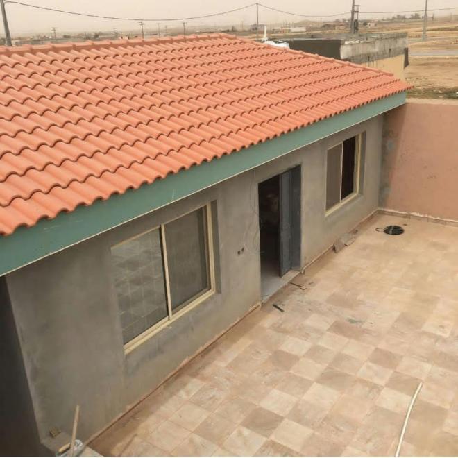 بناء غرف ( بناء ملاحق في الأسطح )