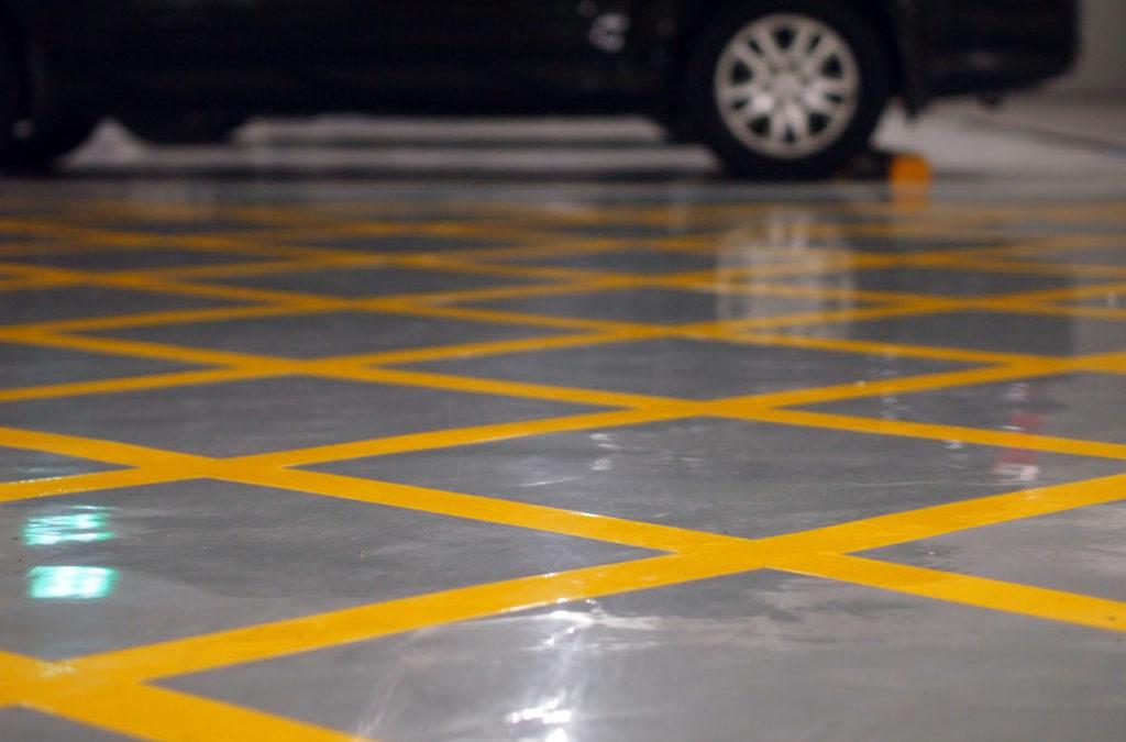 اقوي عزل ايبوكسي لعزل مواقف السيارات