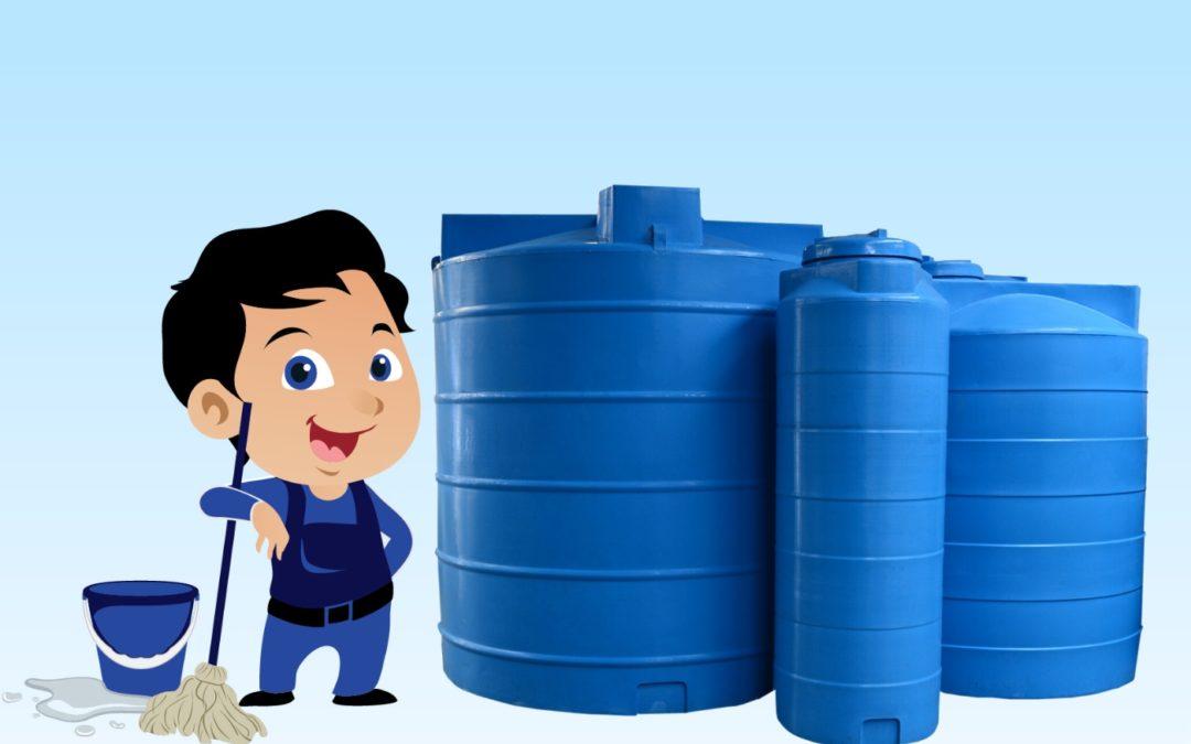 أسرار خفية عن تنظيف خزانات المياه